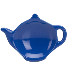 Tea Bag Holder - Blue